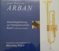 Michael Koch, Klavierbegleitung 3 CDs ARBAN