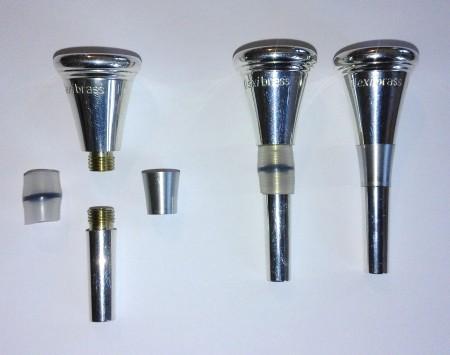 flexibrass Mundstück für Horn